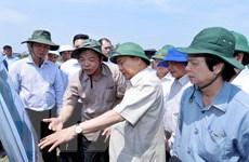 Thủ tướng: Cần khoảng 3.000 tỷ đồng để ĐBSCL xử lý dứt điểm sạt lở