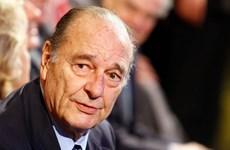 Jacques Chirac - người góp phần dệt nên mối quan hệ hữu nghị Việt-Pháp