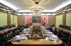 Đối thoại Chính sách quốc phòng Việt Nam-Anh lần thứ hai