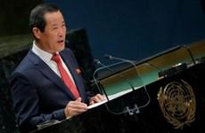Triều Tiên sẵn sàng để Mỹ quyết định các cuộc đàm phán hạt nhân