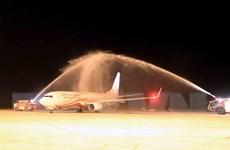Chính thức mở tuyến bay thẳng quốc tế Hải Phòng-Côn Minh