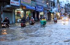 Bắc Bộ tiếp tục khô nóng, nguy cơ cao ngập úng cục bộ tại Đồng Nai