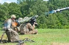 Mỹ phê chuẩn thương vụ bán tên lửa chống tăng Javelin cho Ukraine