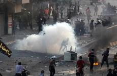 Iraq giới nghiêm tại nhiều khu vực, nổ tại Vùng Xanh ở Baghdad