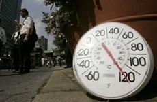 Thời tiết đầu Thu nắng nóng bất thường như giữa mùa Hè ở Mỹ