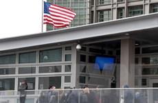 LHQ xem xét bức thư của Nga về vấn đề Mỹ từ chối thị thực