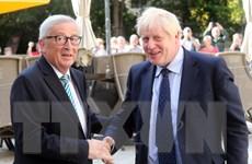 EC vẫn lo ngại về kế hoạch Brexit mới của Thủ tướng Anh