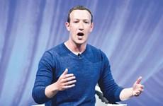 Ông Zuckerberg: Facebook sẽ kiện phán quyết của tòa án EU