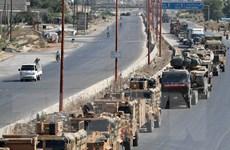 Nga, Pháp phản ứng về kế hoạch của Thổ Nhĩ Kỳ tấn công miền Bắc Syria