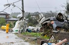 Siêu bão Hagibis tàn phá Nhật Bản: Số người chết tăng, mưa lớn kỷ lục