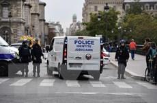 Pháp bắt giữ 5 nghi can trong vụ tấn công cảnh sát bằng dao