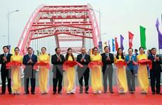 Thủ tướng dự Lễ thông xe kỹ thuật cầu Hoàng Văn Thụ của Hải Phòng