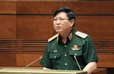 Đoàn Đại biểu Quân sự cấp cao Việt Nam thăm EU và ký Hiệp định FPA