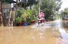"""Bình Phước: Xóm """"nước nổi"""" giữa lòng thành phố Đồng Xoài"""