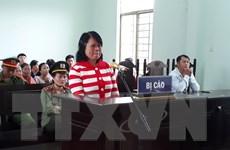 Gia Lai: Tuyên phạt 2 năm 6 tháng tù giam với đối tượng Nguyễn Thị Huệ