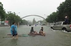 Đêm nay, Nghệ An đến Quảng Trị tiếp tục có mưa vừa, mưa to