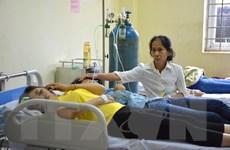 Vụ ngộ độc khí ở Nam Định: Nhiều công nhân đã ổn định sức khỏe