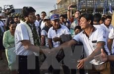 Tổng thống Evo Morales dẫn đầu cuộc tổng tuyển cử ở Bolivia