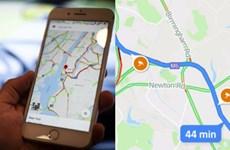 Google Maps sắp có tính năng cảnh báo bắn tốc độ trên đường