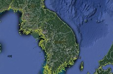 '40% cơ sở quân sự nhạy cảm của Hàn Quốc bị lộ trên Google Maps'