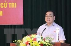 Bí thư Hà Nội: Đơn vị cấp nước phải có trách nhiệm bảo vệ nguồn nước
