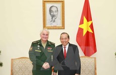 Chính phủ ủng hộ tổ chức Hội thao Quân sự quốc tế tại Việt Nam