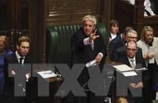 Hạ viện Anh tiếp tục trì hoãn bỏ phiếu về thỏa thuận Brexit mới