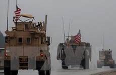 Tổng thống Trump: Mỹ vẫn duy trì một số lượng nhỏ quân đội tại Syria