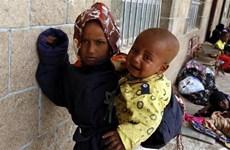 Hàng nghìn trẻ em Yemen bị sát hại vì nội chiến trong 5 năm qua