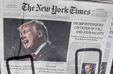 Nhà Trắng ngừng đặt hai tờ báo lớn nhất Mỹ vì chỉ trích chính quyền