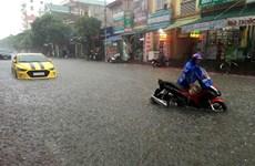 Miền Trung có mưa rất to, nguy cơ xảy ra lũ lớn từ 30/10