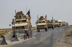 Mỹ tuyên bố ngăn cản lực lượng Nga tiếp cận mỏ dầu ở Đông Bắc Syria