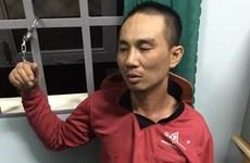 Lâm Đồng: Bắt giữ phạm nhân phạm tội giết người trốn khỏi trại giam