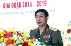 Thượng tướng Phan Văn Giang thăm chính thức Vương quốc Campuchia
