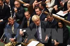 """""""Canh bạc"""" bầu cử sớm của Thủ tướng Anh Boris Johnson"""