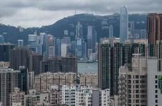 Kinh tế Hong Kong lần đầu rơi vào suy thoái trong 10 năm
