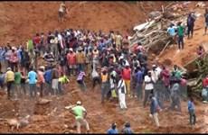 Lở đất kinh hoàng ở miền Tây Cameroon, gần 50 người thiệt mạng