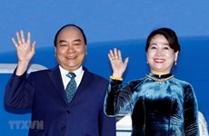 Thủ tướng Nguyễn Xuân Phúc lên đường tham dự Hội nghị Cấp cao ASEAN 35