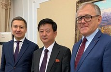 Quan chức Triều Tiên dự hội nghị không phố biến vũ khí hạt nhân ở Nga