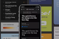 iPhone đang được cập nhật hàng nghìn phông chữ mới từ Adobe