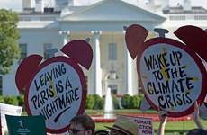 LHQ: Thỏa thuận Paris vẫn không thay đổi sau khi Mỹ rút khỏi
