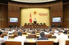 Quốc hội bắt đầu tiến hành phiên chất vấn và trả lời chất vấn