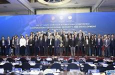 Thúc đẩy trật tự pháp lý, duy trì hòa bình, hợp tác trên Biển Đông