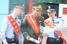 Việt Nam-Trung Quốc nâng cao chất lượng kiểm soát biên phòng