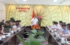 Ứng phó với bão số 6: Phú Yên sẵn sàng phương án hỗ trợ, ứng cứu dân