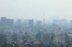 Tổng cục Môi trường: Ô nhiễm bụi ở Hà Nội tăng dần những ngày qua
