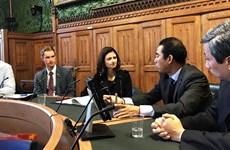 Việt Nam phối hợp Anh để giải quyết sớm nhất hậu sự cho 39 nạn nhân