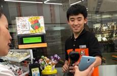 Công nghệ mới giúp du khách tới Trung Quốc không cần mang tiền mặt