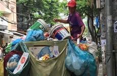 TP Hồ Chí Minh: Tiếp tục chuyển đổi đường dây thu gom rác dân lập