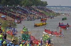 Hơn 4 triệu du khách đổ về Phnom Penh dự Lễ hội Nước 2019
